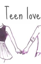 Teen Love by La_Mazie