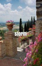 storm ❅ muke by iamvxc