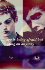 Echo (Anybody Out There) -Isaac Lahey by MariahE3Angels