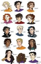 Percy Jackson Facts by LilaMiller