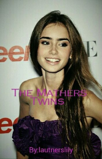 The Mathers Twins