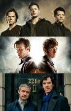 Superwholock X Reader Multichoice by theglitterykitten
