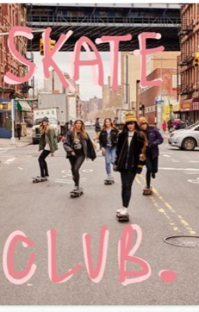 Skate Club by aristurtles