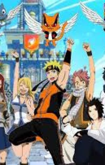 Naruto Y Fairy Tail