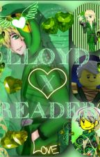 Lloyd x Reader by MintyMagic74