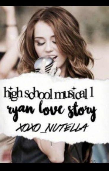 High school Musical 1 Ryan love story