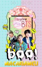 Imagines BTS by MacariaMeli