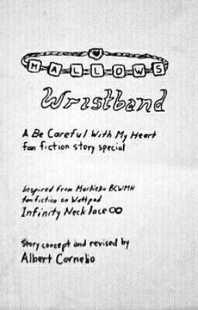 MALLOWS Wristband by AlbertCornelio
