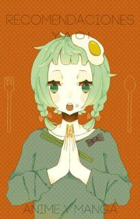 Recomendaciones YAOI // Anime y Manga. by HeIsMelting