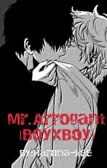 Mr.Arrogant [BoyxBoy]