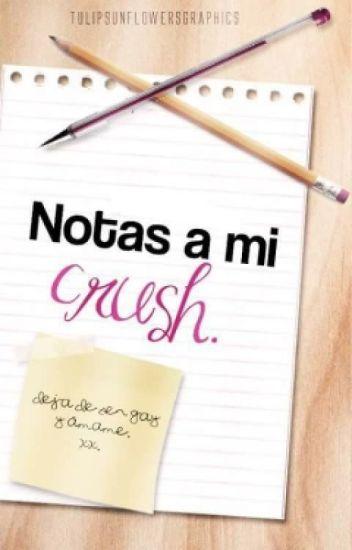 Notas A Mi Crush  #1