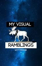 Artbook-- My visual ramblings by wittymoose