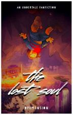 the lost soul  -  undertale by KievanRus