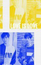 Love Is Love - MarkSon by MeuNomeNaoeHoseok