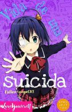 Vida de una suicida | #wonderland2016 by Fallen-angel32