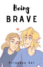 Being Brave   Hey   Zelink High School AU by Princess-Zel