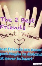The 2 Best Friends (MCD Diaries) by MoniqueMendoza2