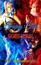 Fairy Tail Goes Real by Animetonight