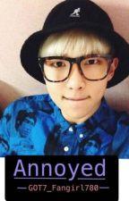 Annoyed (BTS Namjoon) by PeachRoseGears