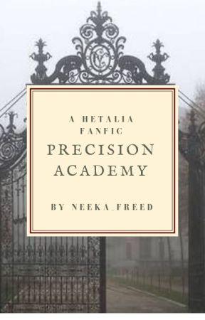 Vampire Hetalia X Reader: Precision Academy by Neeka_Freed