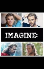 Chris Hemsworth Imagines by Aidanturnerimagines