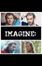 Chris Hemsworth Imagines by Aidanturnerimagines