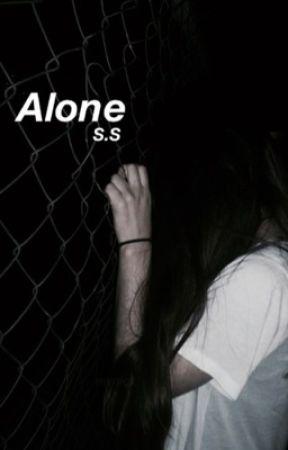 Alone [1] #NoMoreBullying by iamtrashthrowme