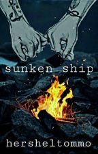 Sunken Ship |Larry| A&O by hersheltommo