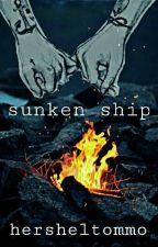 Sunken Ship |Larry| A&O by hersheltommo