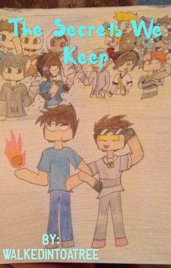The Secrets We Keep: Skybrine FanFiction