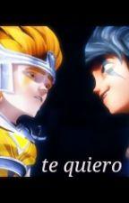 Enamorandome De Mi Mejor Amiga(desafío champions sendokai-fanfic)[editando] by angie-sendokai