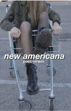 new americana ♡ m.c & c.h by poetryirwin