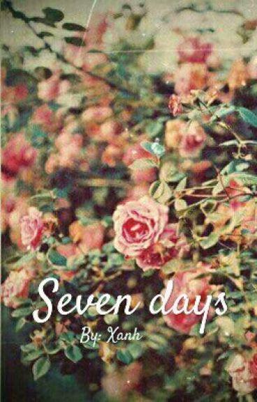 [BTS - HopeGa] Bảy Ngày