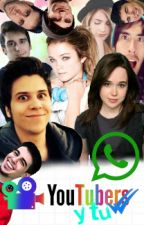 ∞WhatsApp Youtubers y Tu∞  by PhantomhiveOfficial