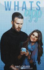 """""""Whatsapp"""" (Chris Evans Y Tu) PAUSADA by Nao_Celis15"""