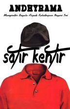 Satir Kentir by andhyrama