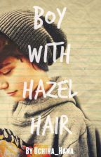Boy With Hazel Hair by hnkhlxlh_