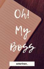 [SEVENTEEN JOSHUA] Oh! My Boss - Complete by octorinav_