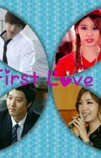 First Love by Nweyadiwai
