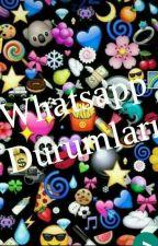 Whatsapp Durumları... by badgirl_fan