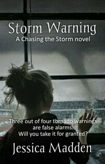 Escaping the Storm (Chasing the Storm #2)  by JessicaCMadden