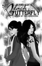 Black Butterfly by LaraMelissa