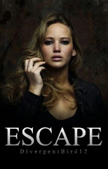 """Escape - das zweite Buch der   """"Unique"""" Reihe"""