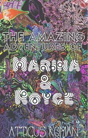 The Amazing Adventures of Marina and Royce (ft. LaQuaShiShiNeesha) by JudgeMarina