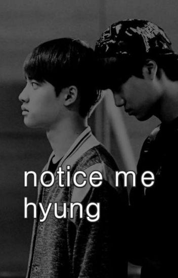 notice me hyung; kaisoo