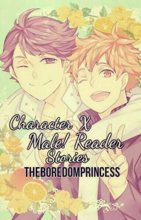 Character X Male Reader Stories - Sans x Male!Reader