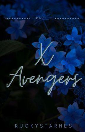 Avengers x Reader  by RuckyStarnes