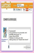 Wattpad's Comment Box by aizhey