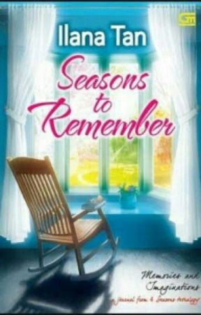 Ilana Tan Seasons to Remember by YonaCahyani