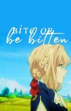 Bite And Bitten | shuu sakamaki by -hikki